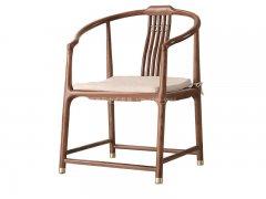 新中式太师椅R-1287