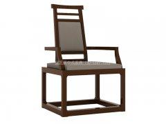 新中式太师椅R-1315