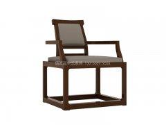 新中式太师椅R-1316