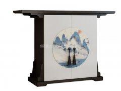 新中式玄光柜R-1371