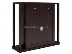 新中式鞋柜R-1402