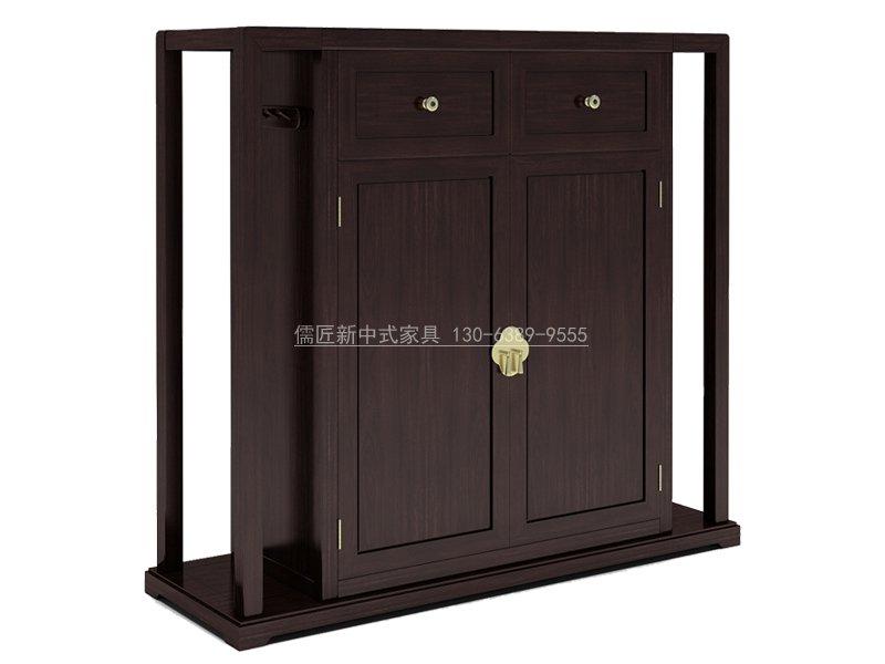 新中式鞋柜