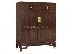 新中式鞋柜R-1406