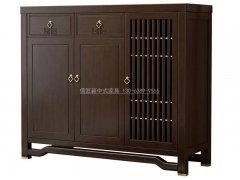 新中式鞋柜R-1408