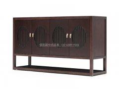 新中式鞋柜RJ-BL-1415