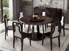 新中式餐桌椅R-1422