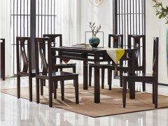 新中式餐桌椅R-1423