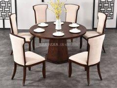新中式餐桌椅R-1424