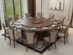 新中式餐桌椅R-1425