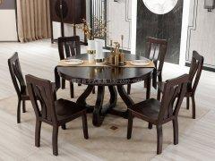 新中式餐桌椅R-1432