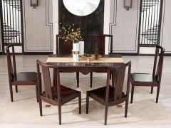 新中式餐桌椅R-1435