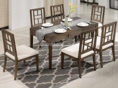 新中式餐桌椅R-1440