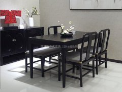 新中式餐桌椅R-1441