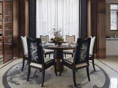 新中式餐桌椅R-1444