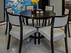 新中式餐桌椅R-1445