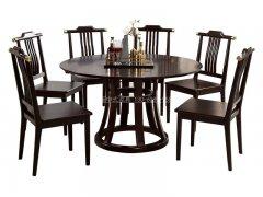 新中式餐桌椅R-1446