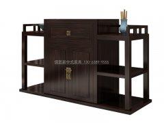 新中式餐边柜R-1456