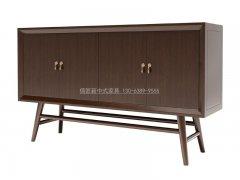 新中式餐边柜R-1458