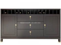 新中式餐边柜R-1462