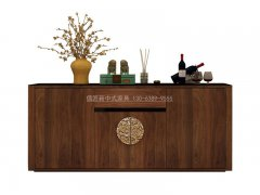 新中式餐边柜R-1464