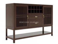 新中式餐边柜R-1465