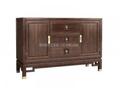 新中式餐边柜R-1473