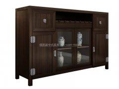 新中式餐边柜R-1476