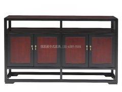 新中式餐边柜R-1490