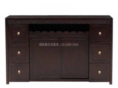 新中式餐边柜R-1492