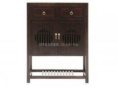 新中式餐边柜R-1496