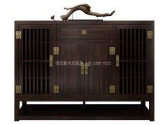 新中式餐边柜R-1498