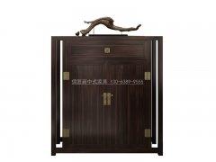 新中式餐边柜R-1497