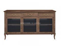 新中式餐边柜R-1500