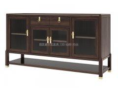 新中式餐边柜R-1506