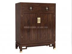 新中式餐边柜R-1507