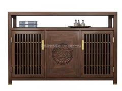 新中式餐边柜R-1509