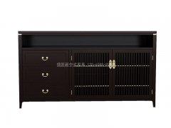 新中式餐边柜R-1511