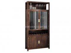 新中式酒柜R-1517