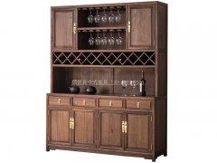 新中式酒柜R-1521