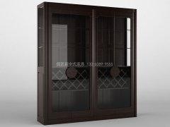 新中式酒柜R-1523
