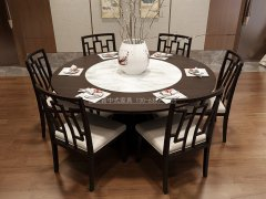 新中式餐桌椅R-1589