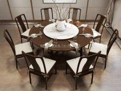 新中式餐桌椅R-1591