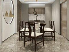 新中式餐桌椅R-1594