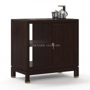 新中式茶水柜R-1599