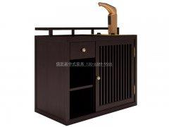 新中式茶水柜R-1601