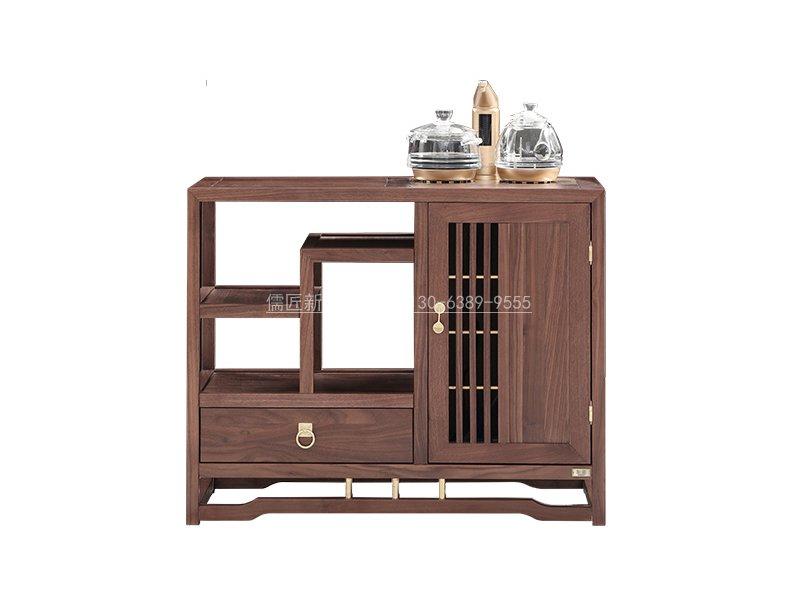 新中式茶水柜