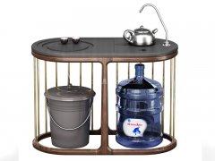 新中式茶水柜R-1604