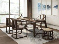 新中式茶室家具R-1637