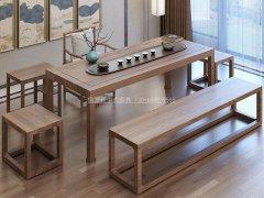 新中式茶室家具R-1638