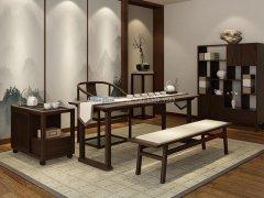 新中式茶室家具R-1645